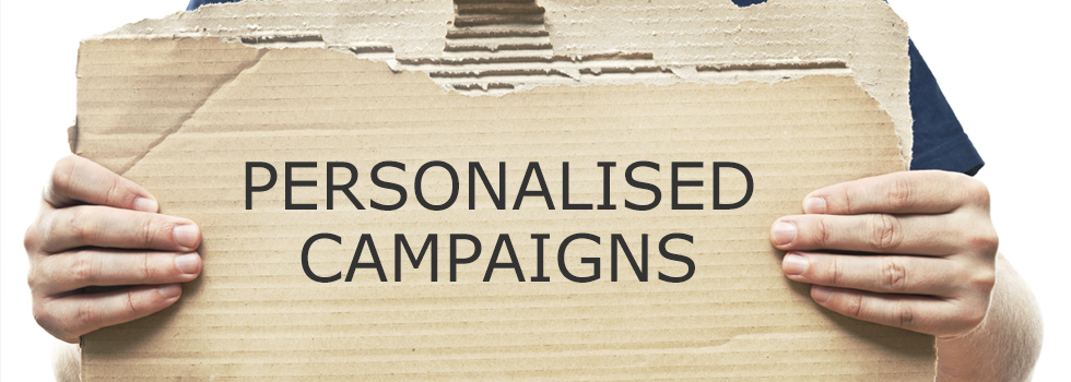 Personalised Campaigns